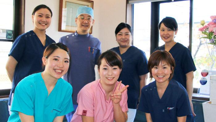 はやと歯科クリニックのスタッフ