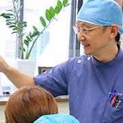 はやと歯科クリニックでは丁寧にカウンセリングを行っています